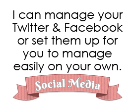 Do you need someone to set up or manage your social media accounts?